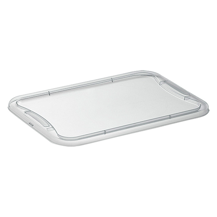 Regalux Clear Box-Deckel XS / S (L x B: 37,6 x 26 cm, Passend für: Regalux Clear Box XS/S)