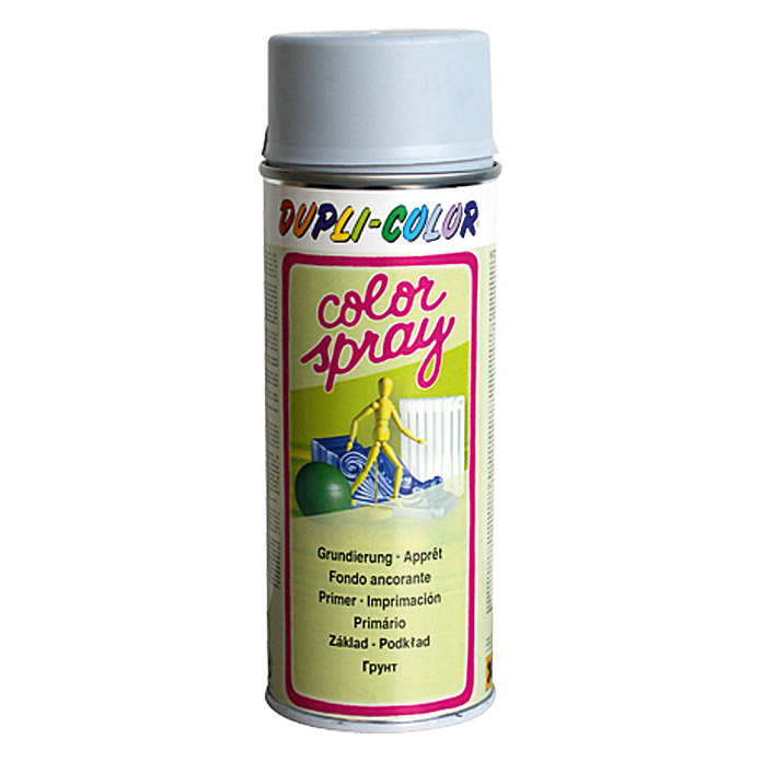 COLOR-SPRAY 400 ml  GRUNDIERUNG GRAU    DUPLICOLOR
