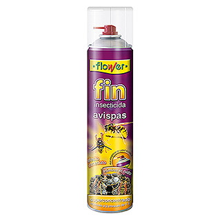 Flower Spray antiavispas Fin (800 ml)