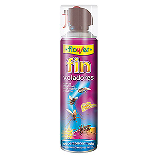 Flower Spray anti-insectos voladores Fin (800 ml)