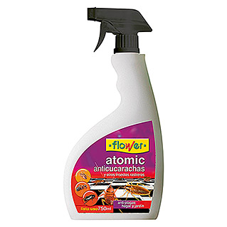 Flower Spray anti-insectos Cucarachas (750 ml)