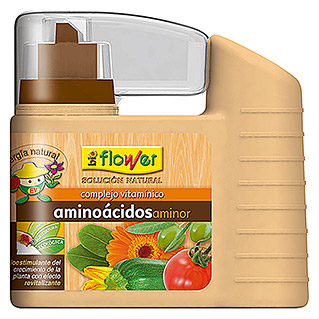 Flower Abono orgánico Aminor (400 ml)
