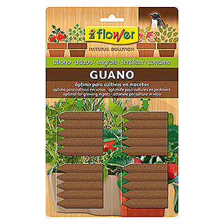 Flower Abono Clavos Guano (20 uds.)