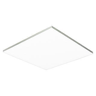 Tween Light LED-Panel Frameless (49 W, Farbe: Weiß, L x B x H: 60 x 60 x 6 cm)