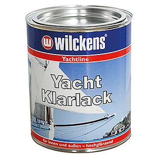 Wilckens Klarlack (Transparent, 750 ml)