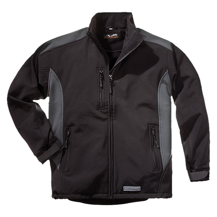 HD Concept Softshell Jacke Fit