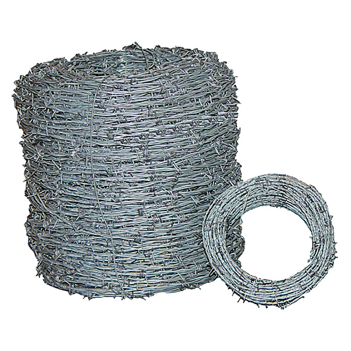 STACHELDRAHT        1,6 mm X 50 m VERZ.