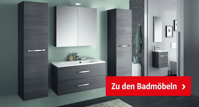 badezimmer zu ihrem traumbad gestalten bauhaus sterreich. Black Bedroom Furniture Sets. Home Design Ideas