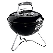 Weber Kugelgrill Smokey Joe Original (Schwarz, Ø 37 cm)