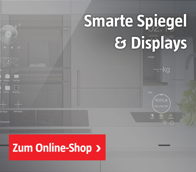 Smart Home Displays und Spiegel