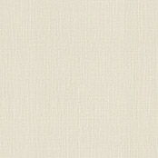 Barbara Home Collection Vliestapete (Creme/Weiß, Uni, 10,05 x 0,53 m)