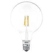 Osram Smart+ Bluetooth LED-Leuchtmittel Globe 60 Filament (5,5 W, E27, Transparent, Globe)