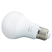 Philips Hue Bombilla LED (9,5 W, E27, Blanco cálido, Intensidad regulable, 1 ud.)