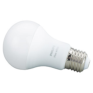 Philips Hue LED-Leuchtmittel (9,5 W, E27, Warmweiß, Dimmbar, 1 Stk.)