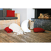 8 Seasons Design Shining Dekoleuchte Moon Mini (9 W, Weiß, L x B x H: 10 x 29 x 41 cm)