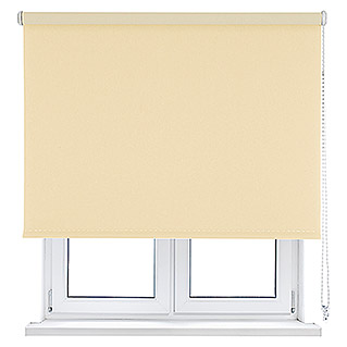 Viewtex Estor enrollable Black Out (An x Al: 150 x 250 cm, Pearl, Opaco)