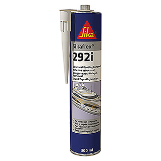 Sika Afdichtingskit Sikaflex 292i (Wit, 300 ml, Patroon)