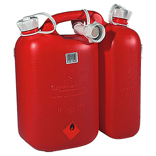 Oregon Jerrycan-combi Eco (Rood)