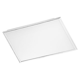 Eglo Connect LED-Panel Salobrena C (16 W, Farbe: Weiß, L x B x H: 30 x 30 x 5 cm)