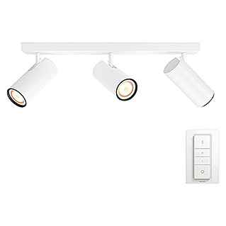 Philips Hue Regleta LED Buratto (16,5 W, Blanco, L x An x Al: 11,2 x 44,3 x 13,1 cm)