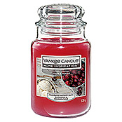 Yankee Candle Home Inspirations Duftkerze (Im Glas, Cherry Vanilla, Large)