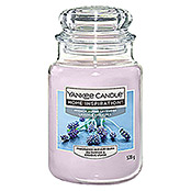 Yankee Candle Home Inspirations Duftkerze (Im Glas, French Alpine Lavender, Large)