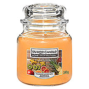 Yankee Candle Home Inspirations Duftkerze (Im Glas, Exotic Fruits, Medium)