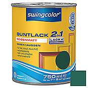 BUNTLACK 2IN1 SDM.WB750 ml MOOSGRUEN    SWINGCOLOR