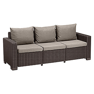 Allibert Loungesofa California (199 cm, Braun)