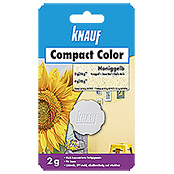 Knauf Putz-Abtönfarbe Compact Color (Honiggelb, 2 g)