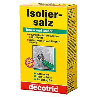 decotric Isoliersalz (500 g)