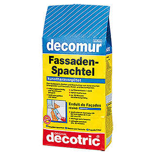 decotric Fassaden-Spachtel decomur (5 kg)