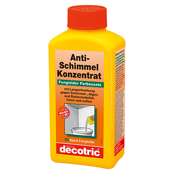 ANTI-SCHIMMEL       KONZENTRAT 250 ml   DECOTRIC