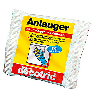 decotric Anlauger super-clean (100 g, Pulver)