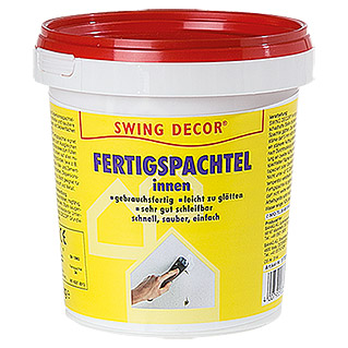 Swing Decor Fertigspachtel Innen (1 kg)