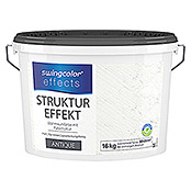 swingcolor effects Strukturfarbe (Putz, Antique, 16 kg)
