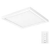 Philips Hue Panel LED Aurelle (28 W, Blanco, L x An x Al: 30 x 30 x 4,6 cm)