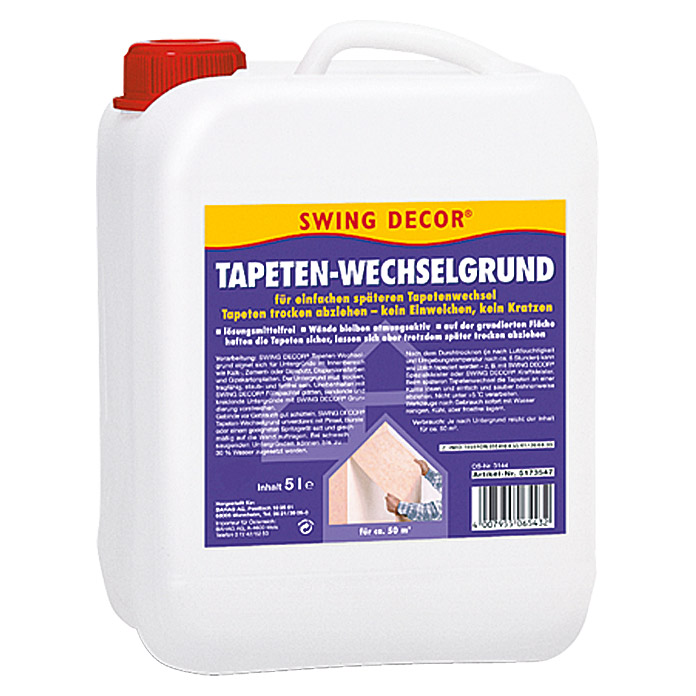 Swing Decor Tapeten-Wechselgrund (5 l)