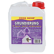 GRUNDIERUNG 2,5 l   SWINGDECOR