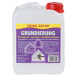 Swing Decor Tiefengrund (2,5 l)