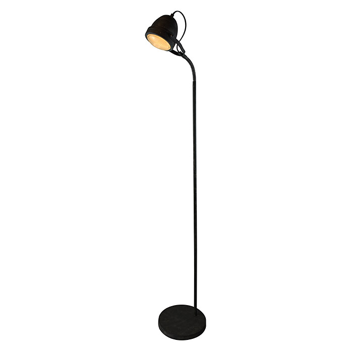 Tween Light Lámpara de pie LED (5 W, Negro, Altura: 155 cm)