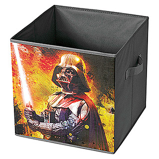 Caja plegable Star Wars (L x An x Al: 32 x 32 x 32 cm)