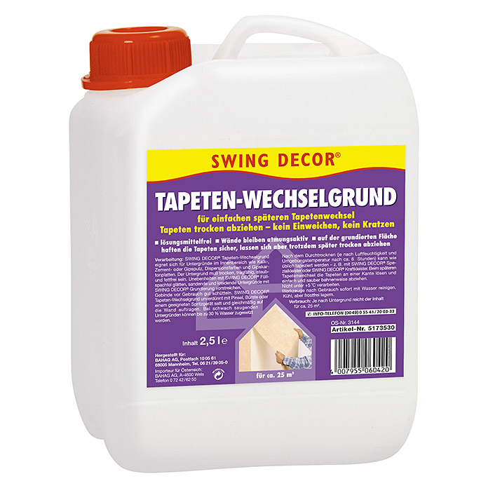 Swing Decor Tapeten-Wechselgrund (2,5 l)
