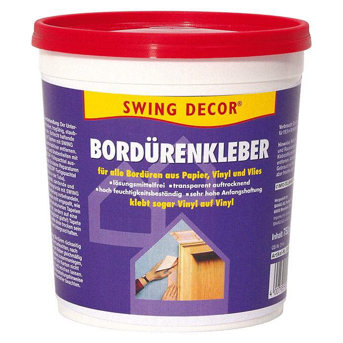 Swing Decor Bordürenkleber (750 g) - 0120157