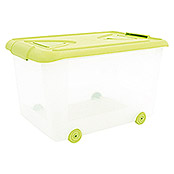 Plastiken Nature Multibox Verde (L x An x Al: 65 x 38 x 45 cm, 70 l)