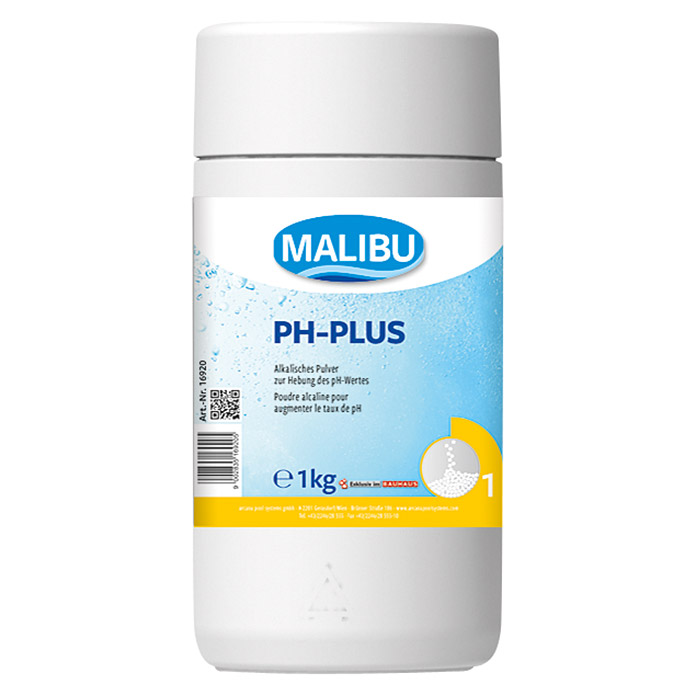 Malibu pH-Plus (Inhalt: 1 kg) -
