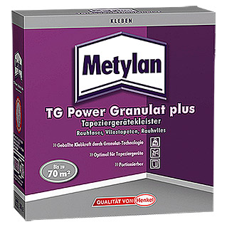 Metylan Tapeziergerätekleister TG Power Granulat plus (500 g)