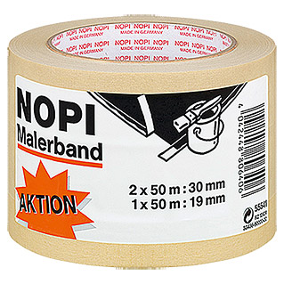 NOPI MALER-BAND     3 ER PACK