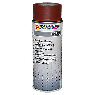 Dupli-Color BASIC Metallgrundierung (Rotbraun, 400 ml, Matt)