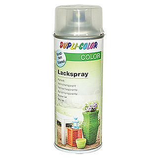 Dupli-Color Color Lackspray Klarlack (Matt, 400 ml, Farblos)
